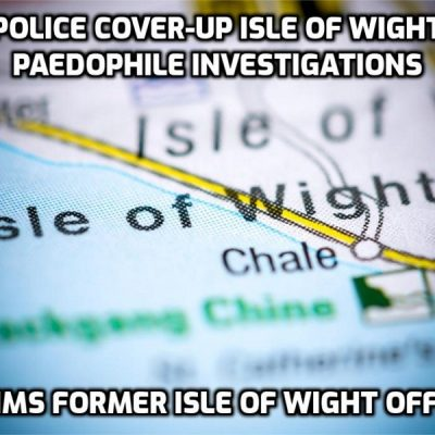 Isle of Wight Police Corruption and Paedophilia Investigation Cover-Up Claimed By Former Officer