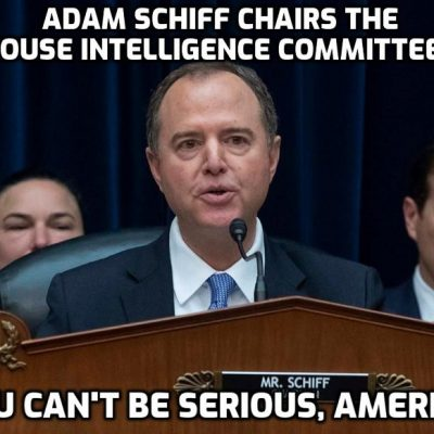 Trump impeachment Schiff shit-show 'makes you fantasise about jumping out the window'