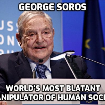 Soros: Billionaire Ideologues Who Finance Society-Destroying Anarchy