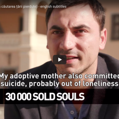 30.000 Sold Souls - The Untold Story Of Romanian Orphans - English subtitles