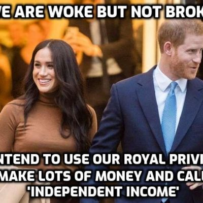 Billionaire business leaders are in a 'gold rush' to work with Meghan Markle and Prince Harry - and the couple are set to be invited to speak at Davos in 2021, source claims