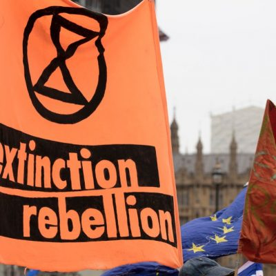 'Extinction Rebellion Verdict Elevates Lawlessness And Anarchy' (and the verdict would have been reversed had they been protesting against the mass murder of lockdown)