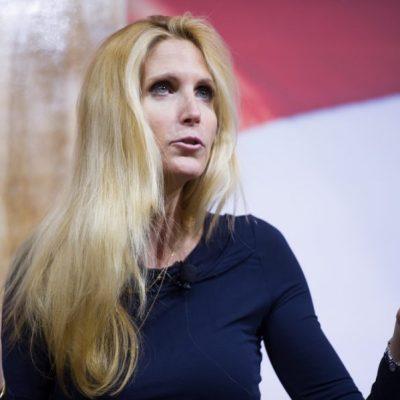 Ann Coulter, Political Naïf