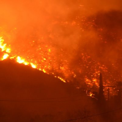 The West burns amid devastating fires as the Climate Cult seeks to exploit them by crying 'it's climate change' with no evidence whatsoever