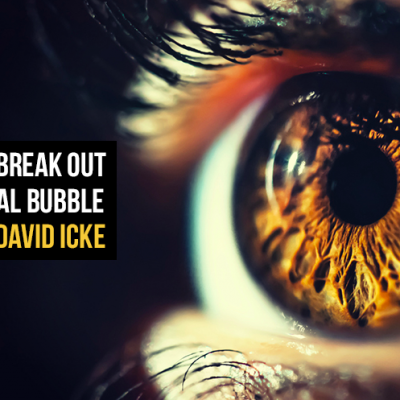 Ten Years To Break Out The Perceptual Bubble - David Icke