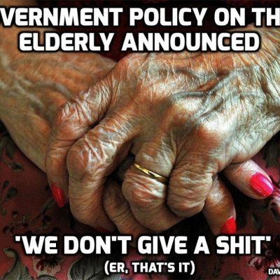 The REAL Care Home Scandal by Carl Vernon
