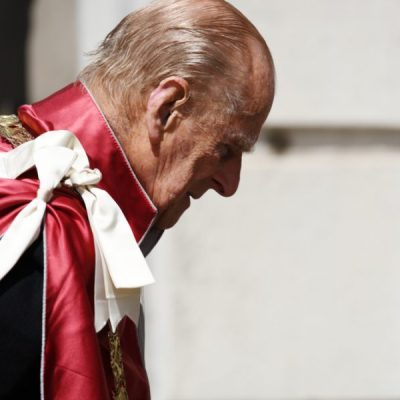 Prince Philip's menacing words have new meaning today