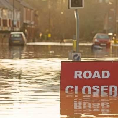 England's new-build flood farce: One in TEN homes constructed over the last seven years are on land at highest risk from rising water levels