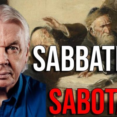 Sabbatian Sabotage - David Icke Talks To Angelo John Gage - David Icke Dot Connector Videocast