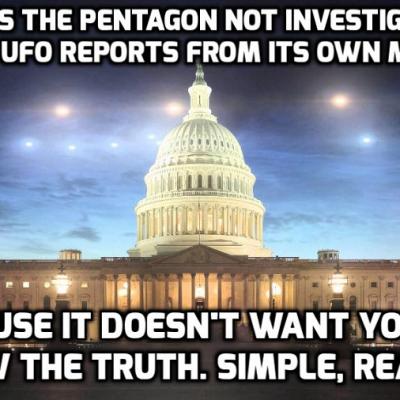 Pentagon should release UFO report, Senate intelligence committee argues
