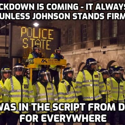 London parks closing as areas urge tourists to stay away (the lockdown is coming whatever people do - it ALWAYS was unless Johnson refuses to be bounced by 'advisers')