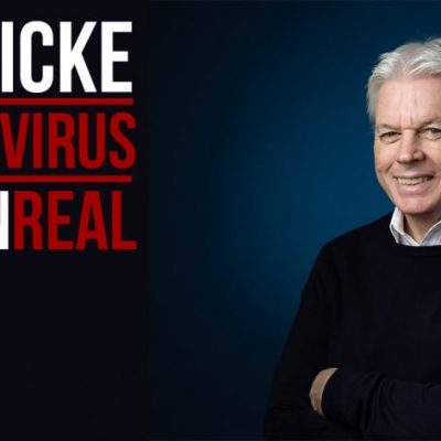 David Icke's Explosive London Real Interview Translated Into German