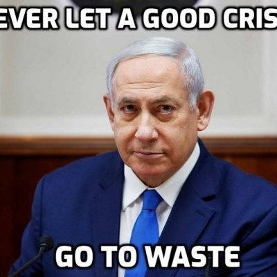 Netanyahu and Covid19