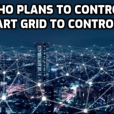Who Plans To Control The Smart Grid To Control You? - The David Icke Dot-Connector Videocast