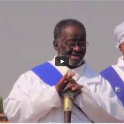 David Icke and Credo Mutwa: Temples of Peace