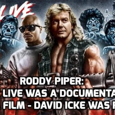 Want to know what's going on? They Live (1988) will tell you