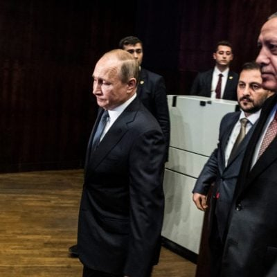 Russia & Turkey agree on de-escalation in Idlib, Syria, after Putin-Erdogan talks in Moscow