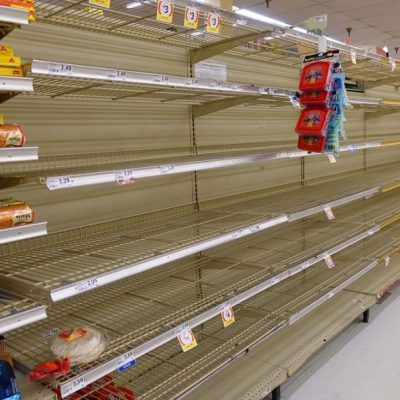 Global Food Shortages Are Almost Assured Behavioral Changes Over Food