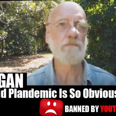 The Covid Plandemic Is So Obviously Fake - What the Fuck is Wrong With People (banned by YouTube)