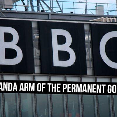 The BBC - A Propaganda Arm Of The Permanent Government - David Icke