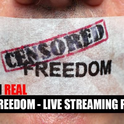 OUR NEW DIGITAL FREEDOM PLATFORM A NEW WAY OF LIVE-STREAMING