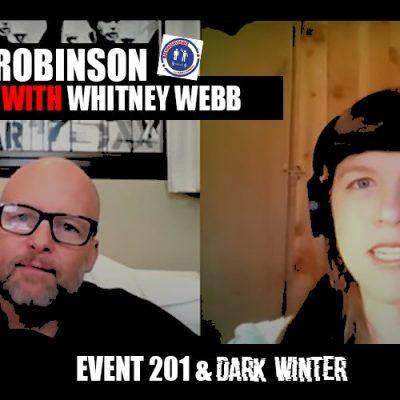 WHITNEY WEBB EVENT 201 & DARK WINTER