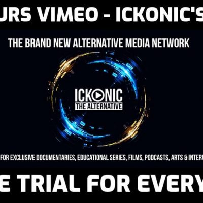 Up Yours Vimeo - Ickonic's Back - Free Trial For Everyone - David Icke