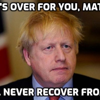 Coronavirus: Boris Johnson says we must also 'clap for bankers who make our NHS possible'