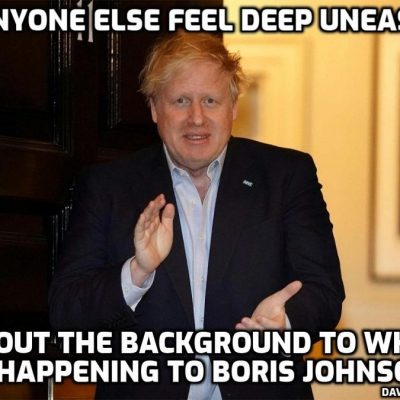 Boris Johnson in intensive care as Japan declares state of emergency (shortly after switching on 5G)
