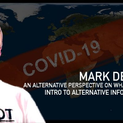 MARK DEVLIN: AN ALTERNATIVE PERSPECTIVE ON WHAT IT'S ALL ABOUT