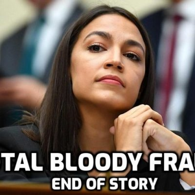 The gigantic fraud that is Ocasio-Cortez
