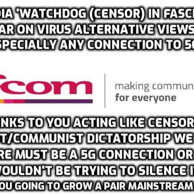 Ofcom: Icke interview 'broke broadcasting rules' because Ofcom is a fascistic government censor and a disgrace to the very foundations of human freedom. The 'rules' are simply designed to impose the said fascistic tyranny. I will debate with you live any time you want Ms Stasi Dawes. Will you? Not a chance you bureaucratic coward