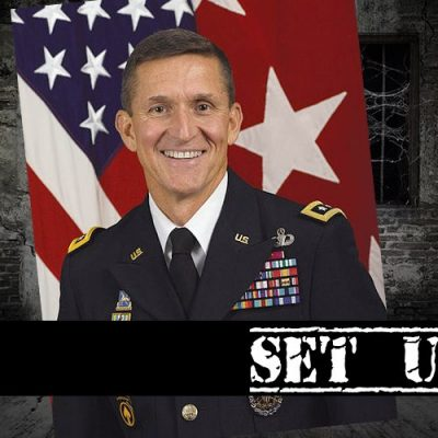 New revelations about the deeply corrupt Deep State FBI and how they set out to entrap Trump National Security Advisor Michael Flynn
