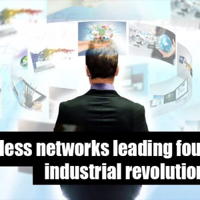 5G wireless networks leading fourth industrial revolution
