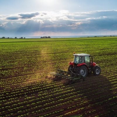 Nation's Largest Ag Opportunity Zone Gets AI And Blockchain Makeover