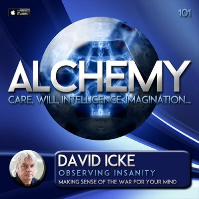 Observing Insanity - David Icke Talks To Alchemy Radio (Full Interview)