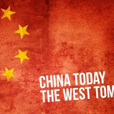China Today - The West Tomorrow - David Icke