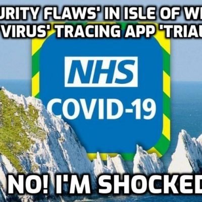 Coronavirus: Security flaws found in NHS contact-tracing app