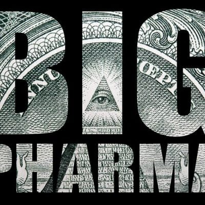 While global economy crashes Big Pharma stocks soar