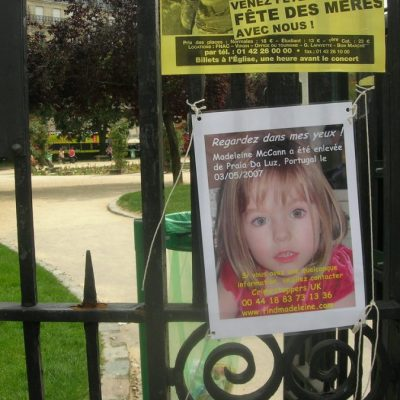 Madeleine McCann: Police plea for help as German suspect revealed