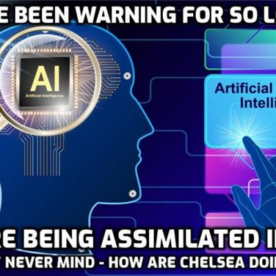 What You Need to Know about Transhumanism and AI control - what David Icke has been warning about for decades