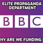 Elite-owned BBC desperately defends and arse-licks its funder Bill Gates