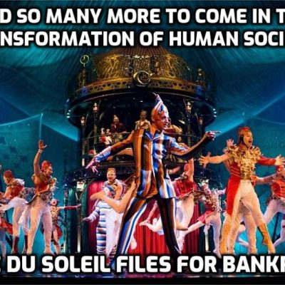 Cirque du Soleil files for bankruptcy and cuts 3,500 jobs