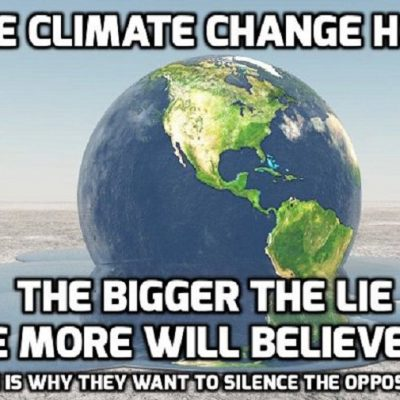 Eco Tyrants: Only 'Ecological Leninism' Can Stop Global Warming