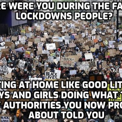 Sheffield Lockdown protest - The Warm Up for 14 October at 2pm