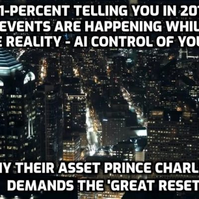 'The Great Reset': A Breakdown Of The Global Elite's Master Plan