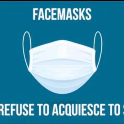 Facemasks - Why I Refuse To Acquiesce To Stupid - David Icke