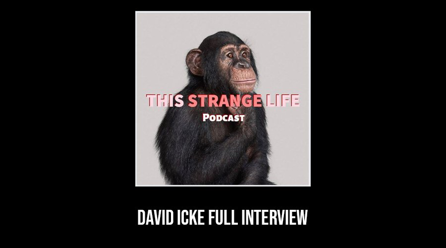 David Icke Talks To This Strange Life Podcast - Bangkok - Full Interview