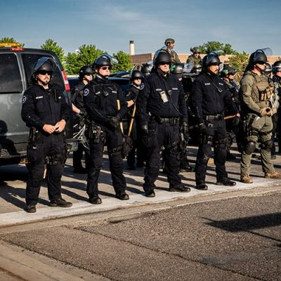 Washington D.C. Ordinance Limits Federal Militarization of Local Police