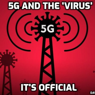 5G Technology and induction of coronavirus in skin cells - US National Library of Medicine (what David Icke has been saying for months)